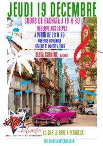 Salsa auberge espagnole gratuit et ouvert à tous au bar le Rive @ bar le rive perigueux | Périgueux | Nouvelle-Aquitaine | France